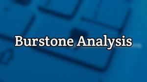 Burstone Analysis